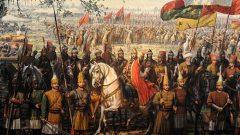 Bir büyük Tarihsel Devrim olan İstanbul'un Fethi kutlu olsun!