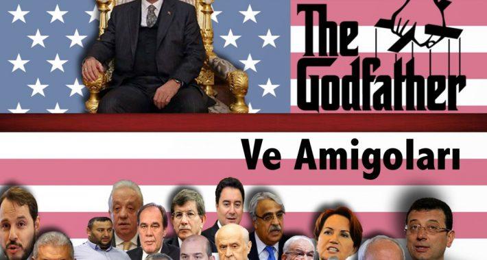 Diplomasız The Godfather ve Amigoları