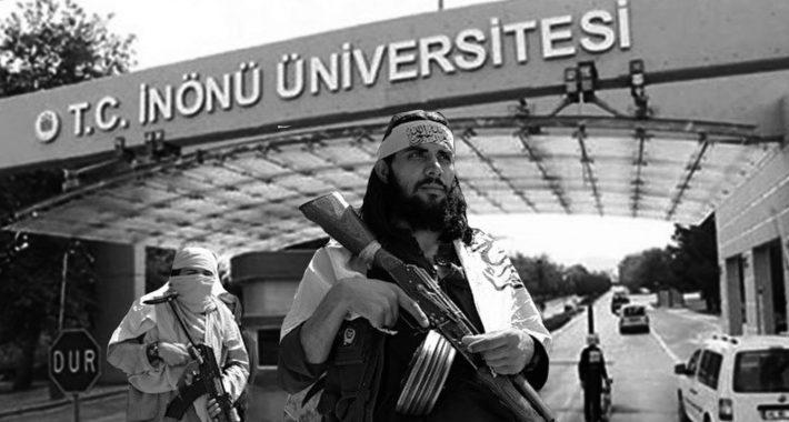 AKP'giller, şimdi de üniversitelere yabancı uyruklu öğrenci alımı ayağından Ortaçağcı Taliban militanlarını üniversitelere, ülkemize yerleştirmeyi hedefliyorlar