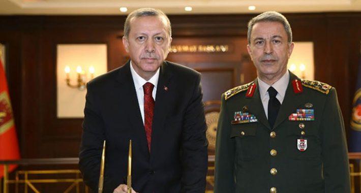 Türk Ordusu'nun düşürüldüğü haller…