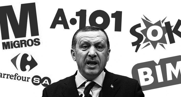 AKP'giller'in zincir marketlerle kayıkçı dövüşü ve gerçekler…